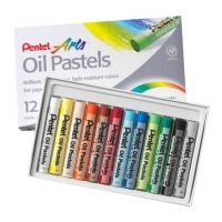 Pentel Confezioni Pastelli ad Olio