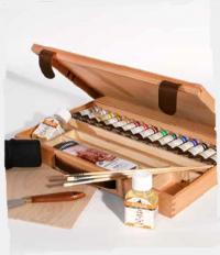 Cassetta in legno Artisti  NS0199111